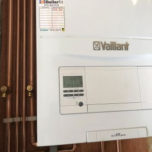 Boilerfit heating installation 10