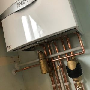 Boilerfit heating installation 12