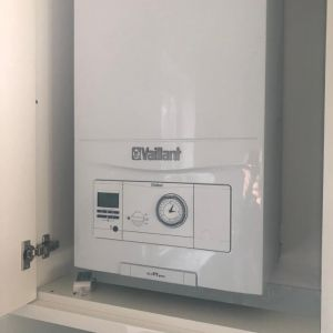 Boilerfit heating installation 8