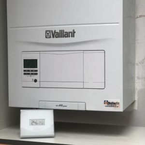 Boilerfit heating installation 9